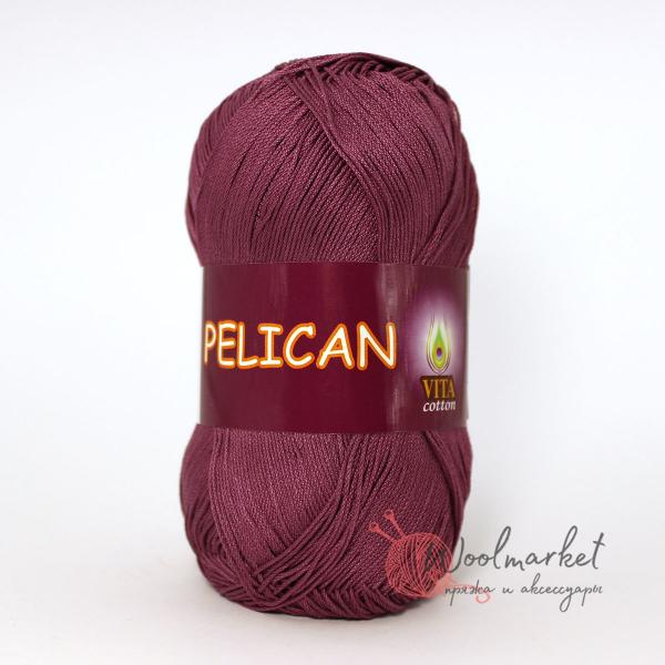 Vita Cotton Pelican сирень светлая 3997