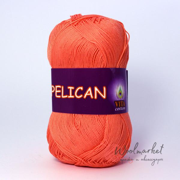 Vita Cotton Pelican персик 4003
