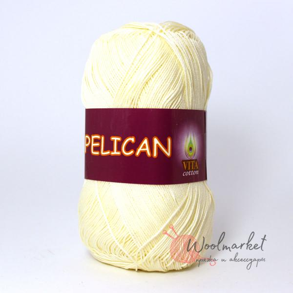 Vita Cotton Pelican молочный 3993