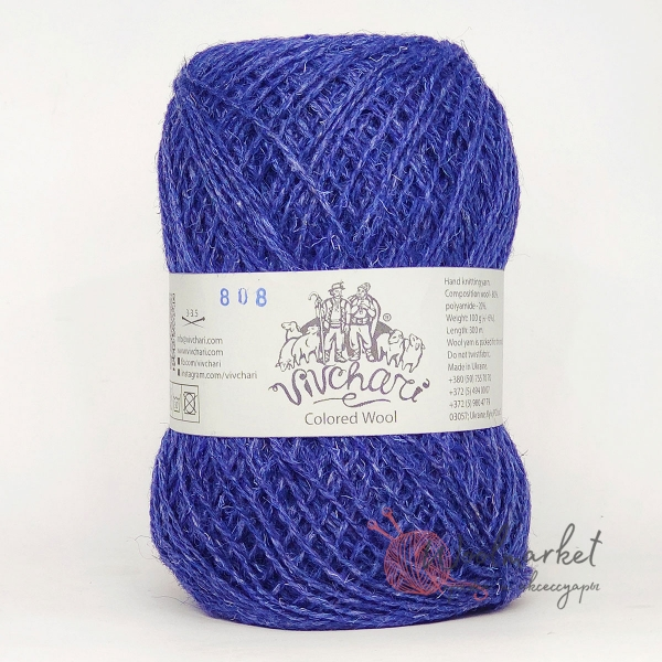 Vivchari Colored Wool джинс 808