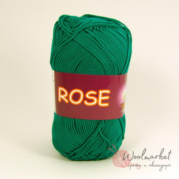 Vita Cotton Rose изумруд 4251